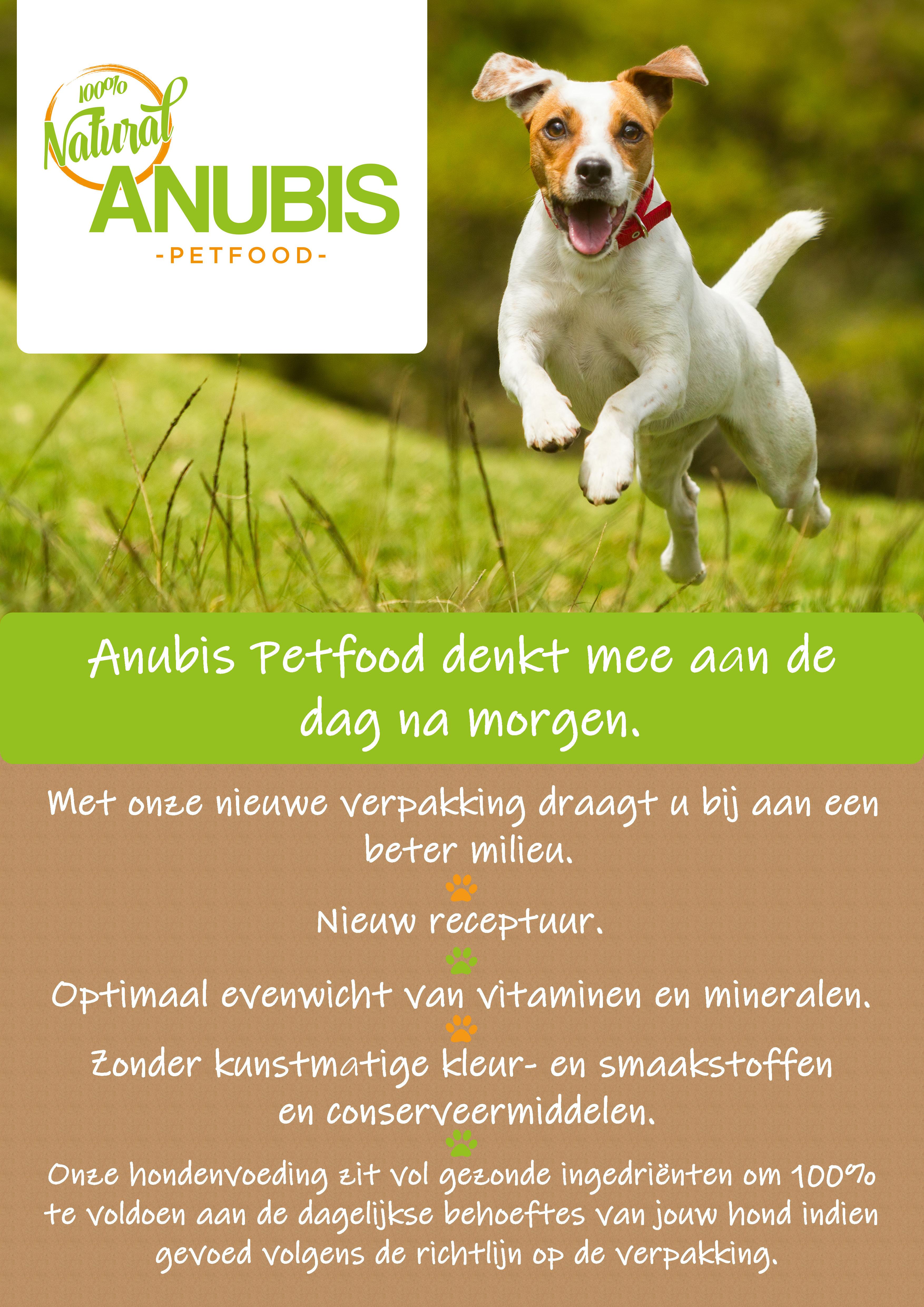 ANUBIS PETFOOD - Anubis Petfood