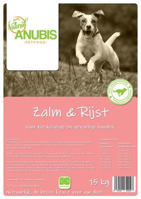Zalm & Rijst 15kg