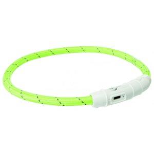 Safer Life USB Flash Lichtgevende Band -35 cm - Groen