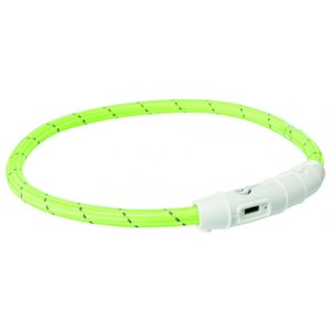 Safer Life USB Flash Lichtgevende Band -45 cm – Groen